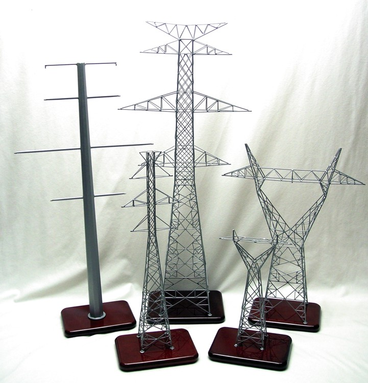 Cell Tower Models Scale Models Wireless Communications